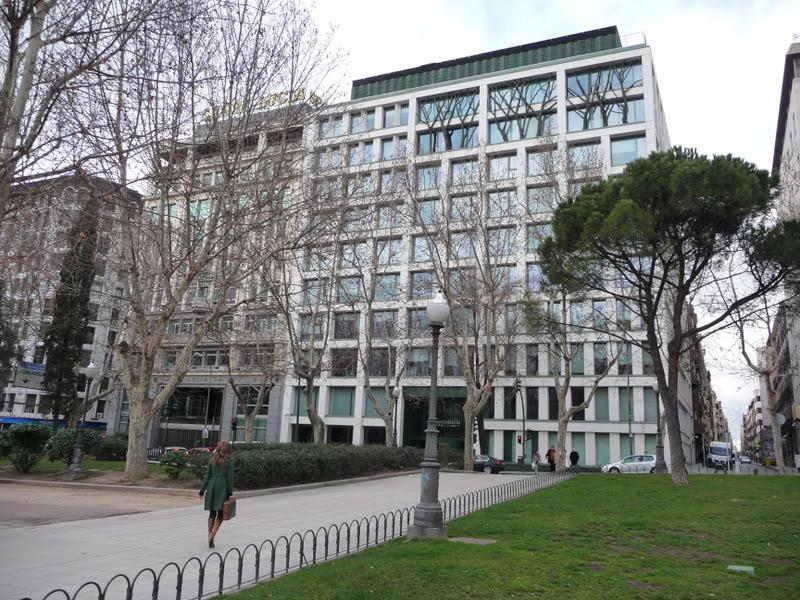 Edificio Santa Lucia Madrid